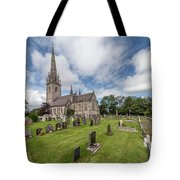 The Marble Church Tote Bag