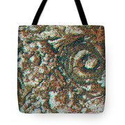 The March Of The Snails Tote Bag