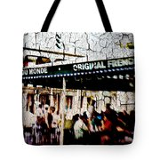 The Market Tote Bag by Scott Pellegrin