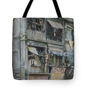 The Marks Of Time Tote Bag