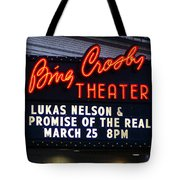 The Marquee Tote Bag