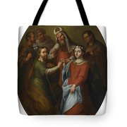 The Marriage Of The Virgin Tote Bag