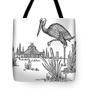 The Marsh Kings Daughter Tote Bag