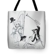 The Marx Brothers O Tote Bag