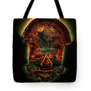The Mask #2 Tote Bag
