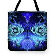 The Mask Tote Bag by John Edwards