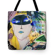 The Mask Party Tote Bag