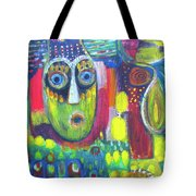 The Masks We Wear Tote Bag