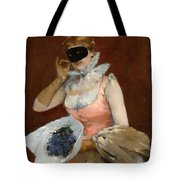 The Masque Tote Bag