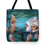 The Masqueradeum Tote Bag
