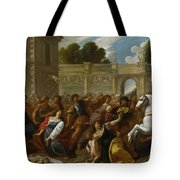 The Massacre Of The Innocents Tote Bag