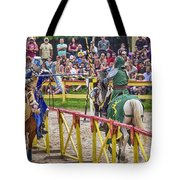 The Match Tote Bag
