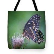 The Mattamuskeet Butterfly Tote Bag by Cindy Lark Hartman