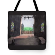 The Mausoleum Tote Bag