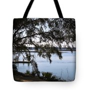 The May River In Bluffton Tote Bag