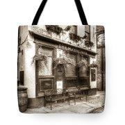 The Mayflower Pub London Vintage Tote Bag
