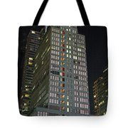 The Mcgraw Hill Building Tote Bag
