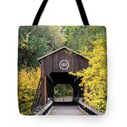 The Mckee Bridge Tote Bag