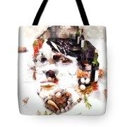 The Meal - Da Tote Bag