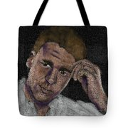 The Medallion Tote Bag