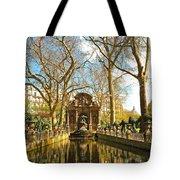 The Medici Fountain Tote Bag