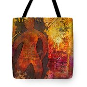 The Medicine Man Tote Bag