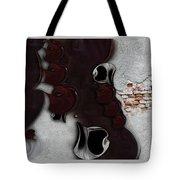 The Meditative Emotion Tote Bag