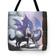 The Meeting Tote Bag