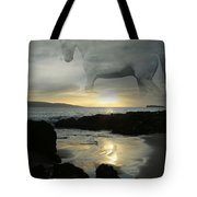 The Melody Of Love Tote Bag