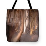 The Melody Of The Past Tote Bag
