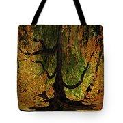 The Melting Tree Tote Bag