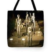 The Memorial To The Victims Of Communism Tote Bag
