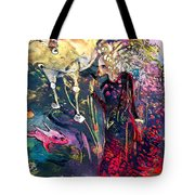 The Menagerie Tote Bag