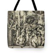 The Men's Bath Tote Bag
