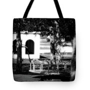 The Merry-go-round Tote Bag