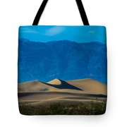 The Mesquite Dunes Tote Bag