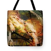 The Message Ignored Tote Bag