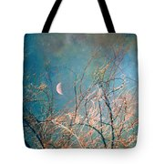 The Messy House Of The Moon Tote Bag