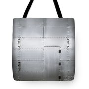 The Metal Door Tote Bag