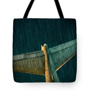 The Metal Whales Tale Tote Bag