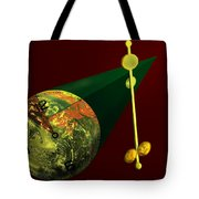 The Metronome Tote Bag