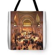 The Metropolitan Museum Of Art Tote Bag