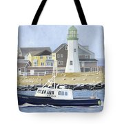 The Michael Brandon Tote Bag