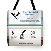 The Midnight Madness Tote Bag