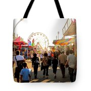 The Midway Stroll Tote Bag