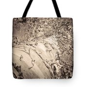 The Mighty Birch Tree  Tote Bag