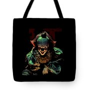 the Mighty Clown Tote Bag
