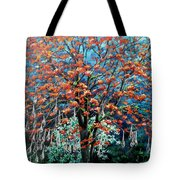 The Mighty Immortelle Tote Bag by Karin  Dawn Kelshall- Best