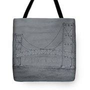 The Mighty Mac Tote Bag