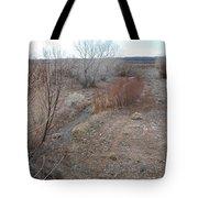 The Mighty Santa Fe River Tote Bag